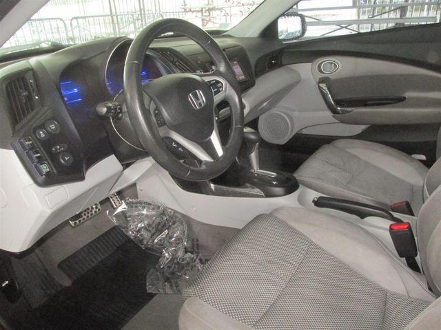 2011 Honda CR-Z EX Gardena, California 4