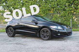Great 2011 Honda CR Z EX Hollywood, Florida