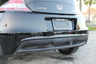2011 Honda CR-Z EX Hollywood, Florida 38