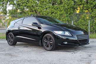 2011 Honda CR-Z EX Hollywood, Florida 22