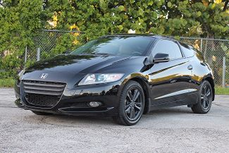 2011 Honda CR-Z EX Hollywood, Florida 28