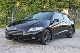 2011 Honda CR-Z EX Hollywood, Florida 23