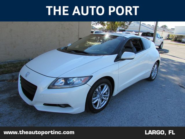 2011 Honda CR-Z EX HYBRID in Largo, Florida 33773