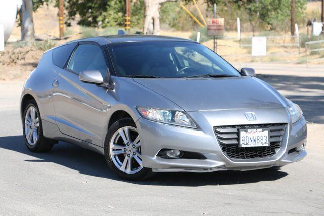 2011 Honda CR-Z EX Santa Clarita, CA 3
