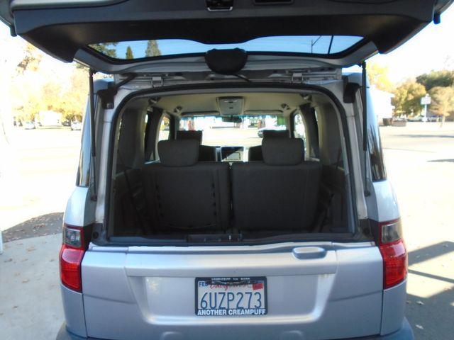 2011 Honda Element EX Chico, CA 8