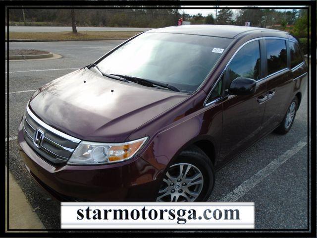 2011 Honda Odyssey EX - With DVD