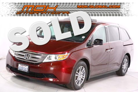 2011 Honda Odyssey EX-L - Navigation - Leather - Only 64K miles in Los Angeles