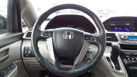 2011 Honda Odyssey EX-L Sunroof Leather V6 Clean Carfax We Finance | Canton, Ohio | Ohio Auto Warehouse LLC in Canton, Ohio