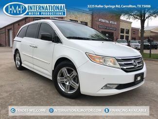 2011 Honda Odyssey Touring. ONE OWNER in Carrollton, TX 75006