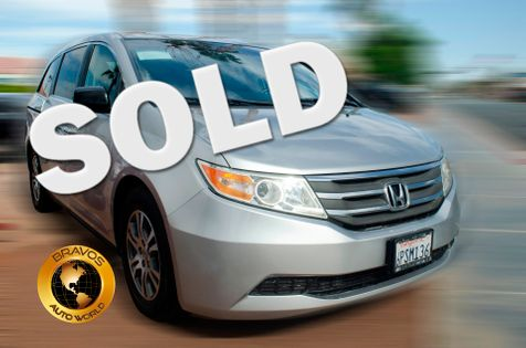 2011 Honda Odyssey EX-L in cathedral city