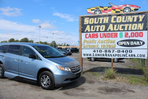 2011 Honda Odyssey EX-L in Harwood, MD