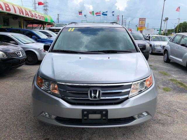2011 Honda Odyssey EX-L Houston, TX 1