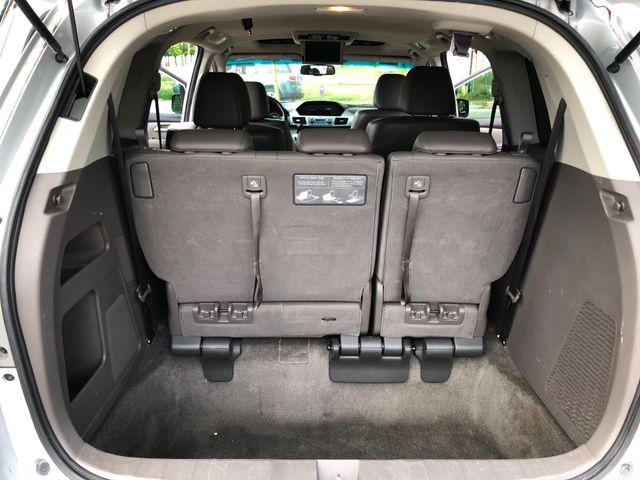 2011 Honda Odyssey EX-L Houston, TX 11