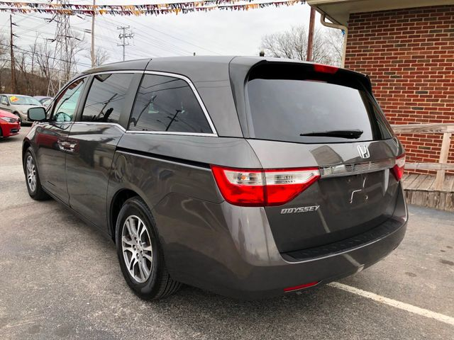 2011 Honda Odyssey EX-L Knoxville , Tennessee 48