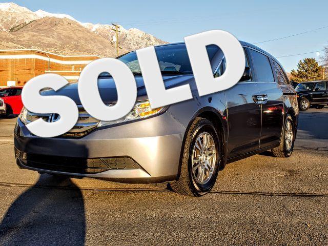 2011 Honda Odyssey EX-L LINDON, UT