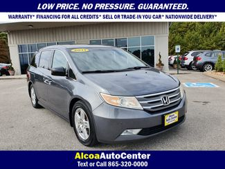 2011 Honda Odyssey Touring w/DVD/Navigation in Louisville, TN 37777