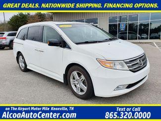 2011 Honda Odyssey Touring Elite w/DVD/Leather/Sunroof in Louisville, TN 37777