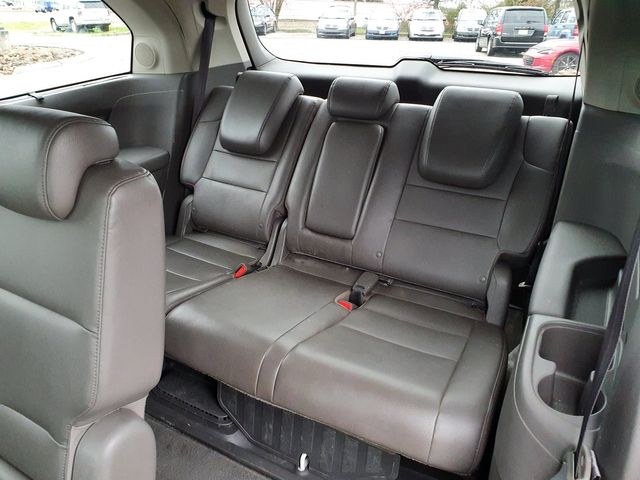 2011 Honda Odyssey Touring Elite w/DVD/Leather/Sunroof in Louisville, TN 37777