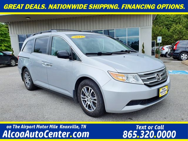 2011 Honda Odyssey EX 8-Passenger Power Sliding Doors in Louisville, TN 37777