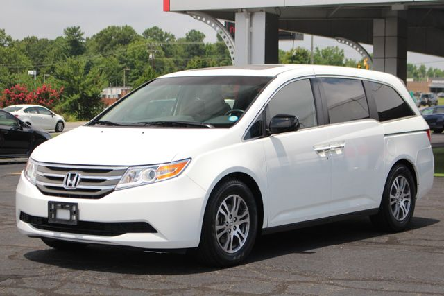 2011 Honda Odyssey EX-L W/ RES (REAR DVD ENTERTAINMENT) - SUNROOF! Mooresville , NC 23