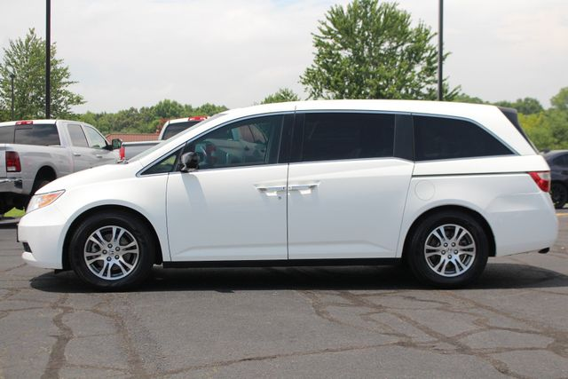 2011 Honda Odyssey EX-L W/ RES (REAR DVD ENTERTAINMENT) - SUNROOF! Mooresville , NC 16