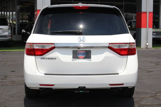 2011 Honda Odyssey EX-L W/ RES (REAR DVD ENTERTAINMENT) - SUNROOF! Mooresville , NC 18