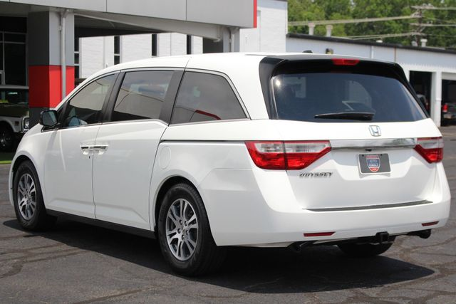 2011 Honda Odyssey EX-L W/ RES (REAR DVD ENTERTAINMENT) - SUNROOF! Mooresville , NC 25