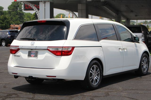 2011 Honda Odyssey EX-L W/ RES (REAR DVD ENTERTAINMENT) - SUNROOF! Mooresville , NC 24