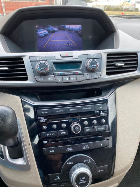 2011 Honda Odyssey EX-L New Brunswick, New Jersey 19