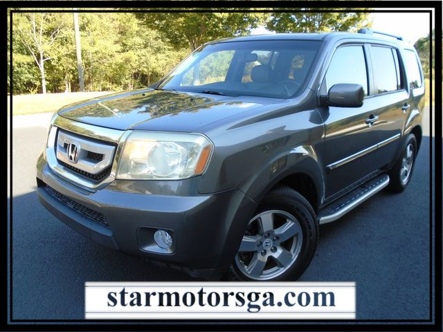 2011 Honda Pilot EX-L with NAVIGATION