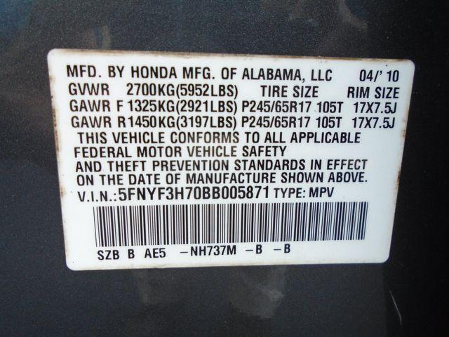 2011 Honda Pilot EX-L with NAVIGATION in Alpharetta, GA 30004