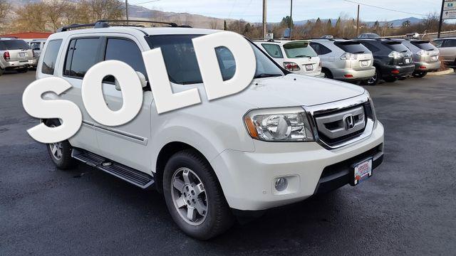 2011 Honda Pilot Touring 4WD | Ashland, OR | Ashland Motor Company in Ashland OR