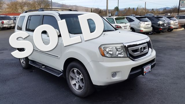 2011 Honda Pilot Touring 4WD | Ashland, OR | Ashland Motor Company in Ashland OR