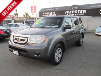 2011 Honda Pilot LX in Costa Mesa California, 92627