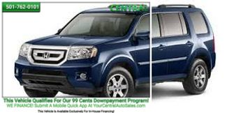 2011 Honda Pilot EX | Hot Springs, AR | Central Auto Sales in Hot Springs AR