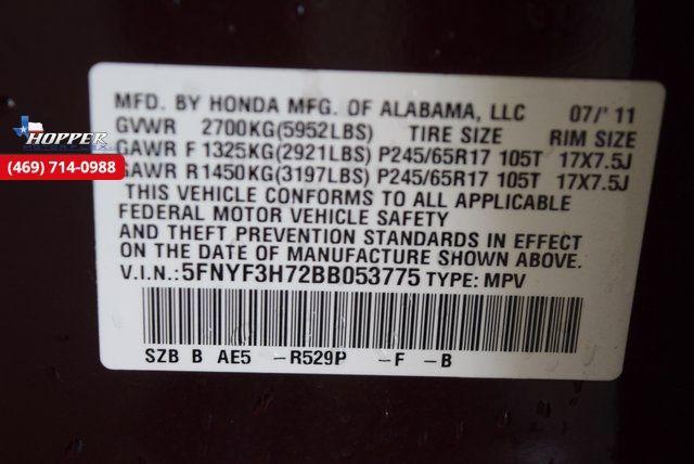 2011 Honda Pilot EX-L in McKinney Texas, 75070
