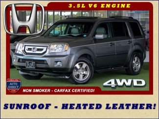 2011 Honda Pilot EX-L 4WD - SUNROOF - HEATED LEATHER! Mooresville , NC