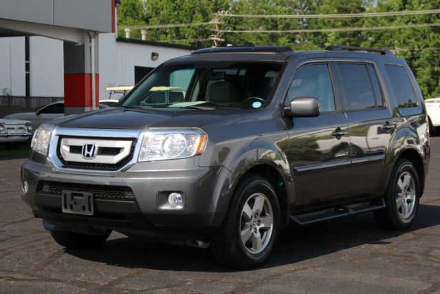 2011 Honda Pilot EX-L 4WD - SUNROOF - HEATED LEATHER! Mooresville , NC 24