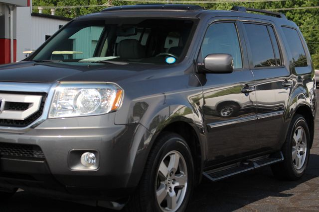 2011 Honda Pilot EX-L 4WD - SUNROOF - HEATED LEATHER! Mooresville , NC 28