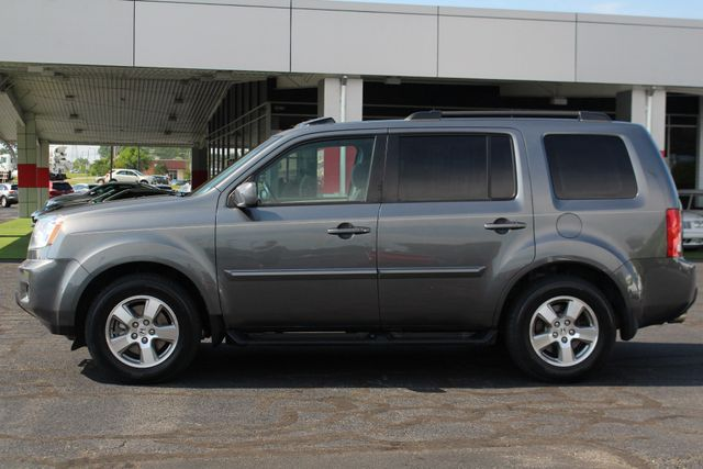 2011 Honda Pilot EX-L 4WD - SUNROOF - HEATED LEATHER! Mooresville , NC 16