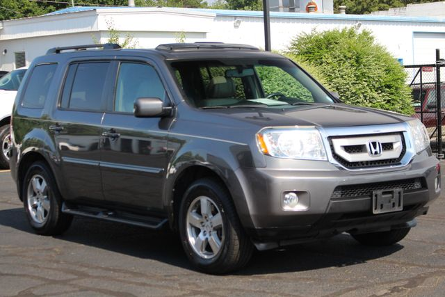 2011 Honda Pilot EX-L 4WD - SUNROOF - HEATED LEATHER! Mooresville , NC 23
