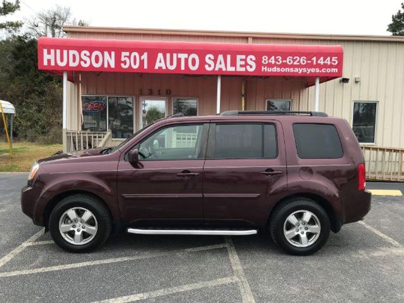 2011 Honda Pilot EX-L | Myrtle Beach, South Carolina | Hudson Auto Sales in Myrtle Beach South Carolina