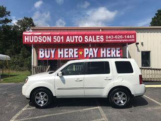 2011 Honda Pilot Touring | Myrtle Beach, South Carolina | Hudson Auto Sales in Myrtle Beach South Carolina