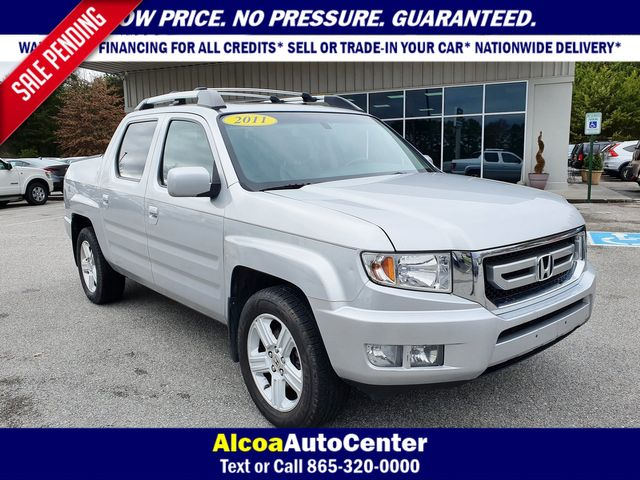 2011 Honda Ridgeline RTL 4X4 w/Leather/Sunroof in Louisville, TN 37777