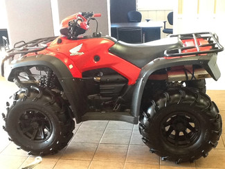 2011 Honda TRX500FPM in Hot Springs AR