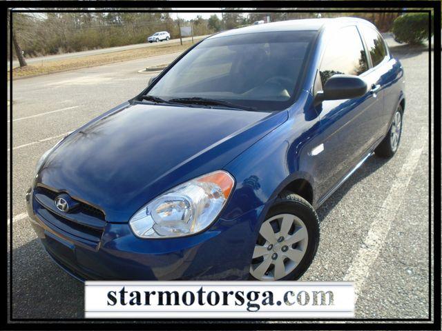 2011 Hyundai Accent 3-Door GL