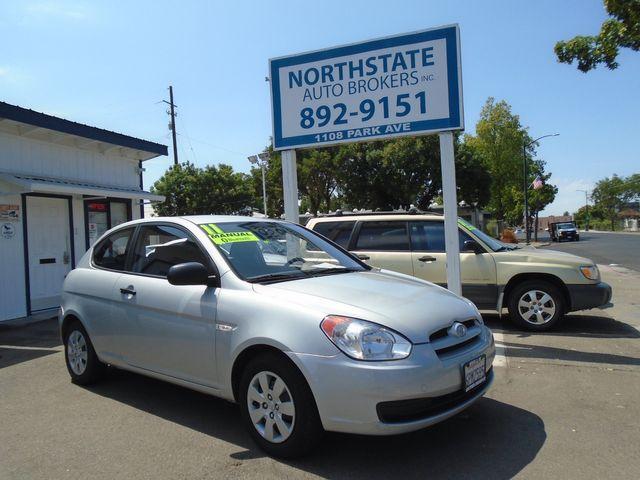 2011 Hyundai Accent 3-Door GL in Chico, CA 95928