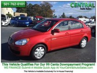 2011 Hyundai Accent GLS   Hot Springs, AR   Central Auto Sales in Hot Springs AR