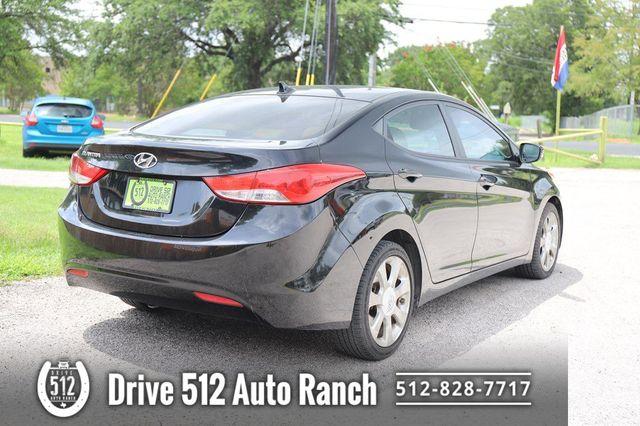 2011 Hyundai Elantra Ltd in Austin, TX 78745