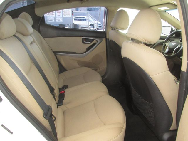 2011 Hyundai Elantra GLS PZEV Gardena, California 12